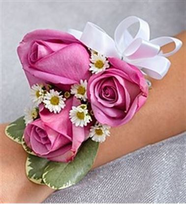 Picture of Purple Elegance Corsage
