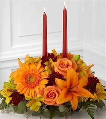 Picture of Autumn Centerpiece