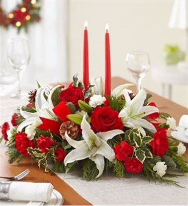 Picture of Christmas Centerpiece - Large
