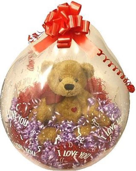 Picture of Valentine Stuffing Balloon