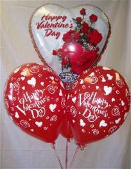 Picture of Valentine Singing Balloons