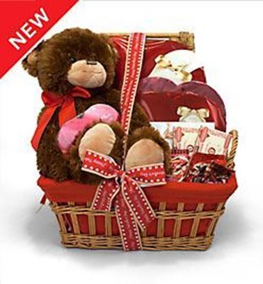 Picture of Sweetheart Gift Basket
